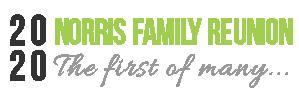 Norris Reunion Logo